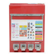 Sticker Machine Vending Enchanting 48s Novelty Sticker Vending Machine EBTH