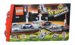 B-Ware LEGO Racers 8125 Thunder Raceway Rennwagen Auto Fahrzeug Rennen B  Ware Baukästen & Konstruktion LEGO Bau- & Konstruktionsspielzeug