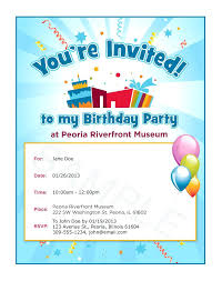 Party Invitation Wording Examples Example Of Party Invitation