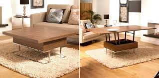 dining tables walnut convertible coffee table console to dining table convertible cool coffee table