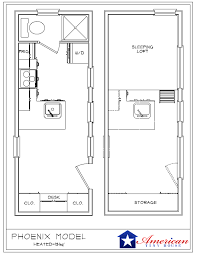 Small Picture Tiny House Plans on Wheels American Tiny House