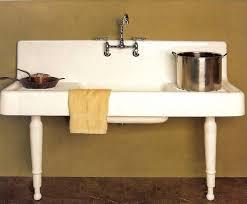 kitchen magnificent vintage cast iron sink antique sink