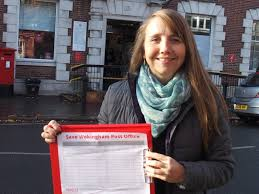 Petition Office Wokingham Post Office Petition Wokingham Labour Party