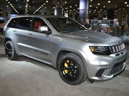 2018 jeep 700 horsepower. Delighful 2018 The 707HP Jeep Grand Cherokee Trackhawk Looks Mighty In Metal Inside 2018 Jeep 700 Horsepower A