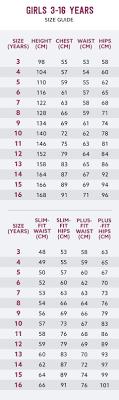 13 Complete Ben Sherman Size Chart Men