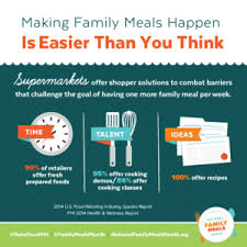family meals month september is national family meals month valley community food co