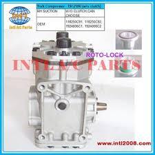 york ac compressor. 118250c91 york ac compressor er-210r (w/o clutch) for case/ ac -