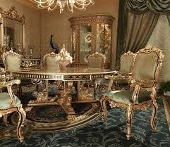 king dining table