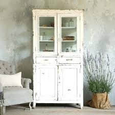 best cupboard cabinet hutch vintage charm images on pantry metal kitchen antique white
