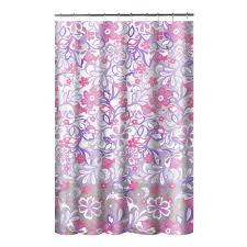 purple and silver shower curtain. Creative Home Ideas Printed PEVA Frotti 70 In. W X 72 L Shower Purple And Silver Curtain