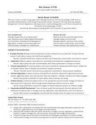 Resume Example Retail Buyer Sample Job Jd Templates Media Planner