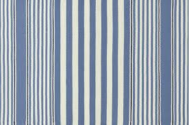 dash and albert beckham stripe indoor outdoor rug for dining rooms