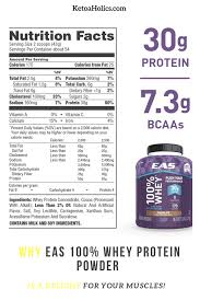 the eas whey protein nutritional information is a clear indication of the effectiveness of this protein powder reviews for this show that the