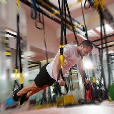 physioroom suspension trainer aerobic resistance strength straps