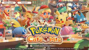 Pokémon Café Mix Apk İndir – Para Hileli Mod 1.90.0 - Oyun İndir Club -  Full PC ve Android Oyunları