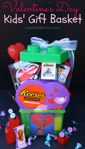 valentine s day kids gift basket baskets