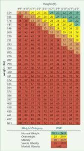 Bmi Chart For Seniors Timeless Bmi Wall Chart Bmi Chart For Men And Women