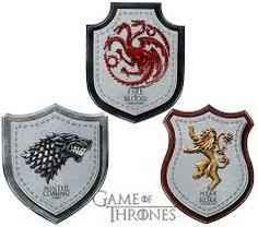 Game Of Thrones Stark House Crest Wooden Plaque GAME OF THRONES Licensed House TARGARYEN Sigil WALL PLAQUE Dragon 8