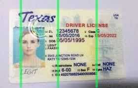 Fake Id Texas Cards Legitfakeid Scannable Ids