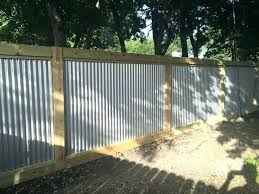 How to build sheet metal fence Fence Corrugated Corrugated Metal Privacy Fence How To Build Diy Construction Ubceacorg Corrugated Metal Privacy Fence Baseb Sheet How To Build Diy