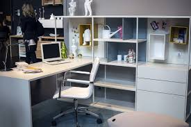 home office design quirky. Quirky Accessories Used To Decorate The Home Office Shelf Design