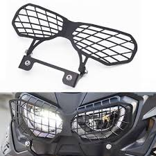 Front Headlight Guard Protector Cover <b>For Honda CRF1000L</b> Africa ...