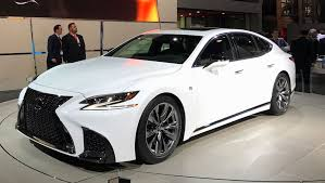 2018 lexus gs f. brilliant lexus i had my fingers crossed that lexus would use gunmetal trim on the ls f  sport after spy shots surfaced a few weeks back but despite its darker appearance  on 2018 lexus gs f
