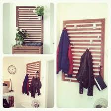 ÄpplarÖ wall panel coat rack and