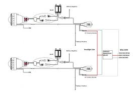 universal headlight delay relay hid wiring diagram