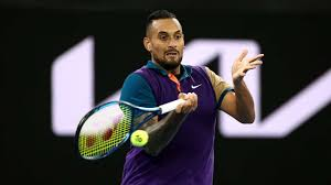 Nick kyrgios entered the australian open in the same year, defeating thanasi kokkinakis, and reached the final. V Qezifopintwm
