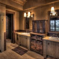Rustic Bathroom Vanities And Sinks Rustic Bathroom Vanity Cabinets Rustic Modern Ideas Double Gray