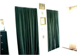 curtain closet doors instead of door curtains net over ideas pictures