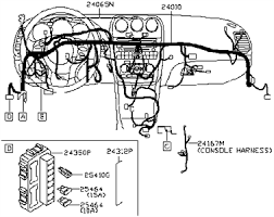 nissan largo wiring diagram nissan wiring diagrams online
