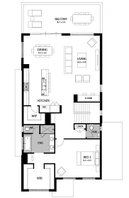 two y house plans with living upstairs nz beautiful reverse living house plans plan mk 3