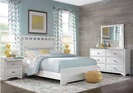 White Queen Bedroom Sets
