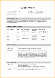Resume For Teachers Job Teaching Job Cv Format Format For A Job Resume Resume For Study 16