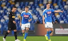 Napoli-Inter, rivivi la MOVIOLA: gol annullato a Milik ...