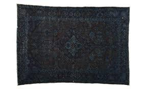vintage overdyed rug 113 x 78 loading zoom