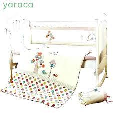 gold baby crib gold baby crib pink bedding set for girls cartoon bird newborn bed rose
