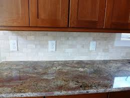 Marble Tile Kitchen Floor White Subway Tile Floor Marble Backsplash Dededf Amys Office