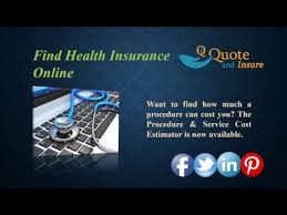 Online Health Insurance Quotes Fascinating Online Health Insurance Quotes Where To Get The Best Rates YouTube