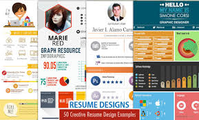 Graphic Designer Resume Inspiration 50 Creative Resume Design Samples That Will Make You Rethink