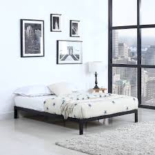 low full bed frame. Beautiful Low Amazoncom Divano Roma Furniture Modern 8 Inside Low Full Bed Frame