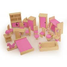 Wooden Dolls House Furniture Sets wooden dolls house furniture