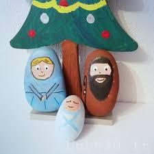 """Résultat de recherche d'images pour """"christmas creche diy"""""""