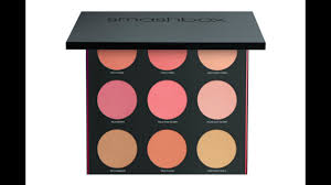 Smashbox Light It Up L A Lights Palette Review Swatches