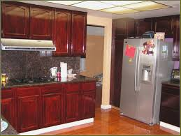 Y Red Mahogany Kitchen Cabinets U2014 The New Way Home Decor  Why We Have