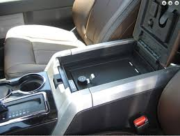 Car Gun Safe Console Vaults In Car Safes Free Shipping