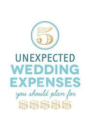 best 25 wedding expenses ideas on pinterest groom wedding Expenses For Wedding Plan unexpected wedding expenses expenses for wedding plan