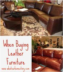 3 quick tips about ing leather furniture
